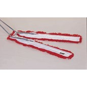 """SYR® """"V"""" Dust Control Sweeper - Sweeper heads - pack of 2"""