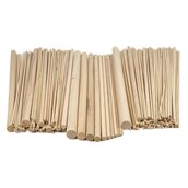 Pack of Assorted Dowel