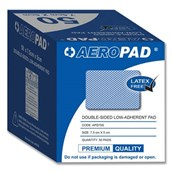 Dressing Pad - 75 x 50mm - pack of 50