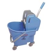 Classmates Bison Mop Bucket and Wringer - Blue