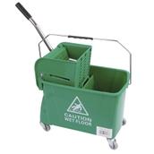 Classmates Speedy Mop Bucket and Wringer - Green
