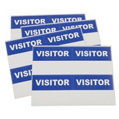 Visitor Labels - Pack of 16