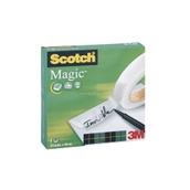 Scotch® Magic Tape Clear  25mm x 66m