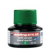 Edding BTK25 Whiteboard Refills Green
