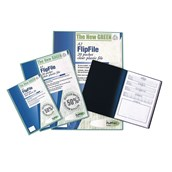 Flipfile Display Book A4 Blue - Pack of 10