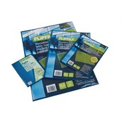 Flipfile Display Book A3 Blue - Pack of 7