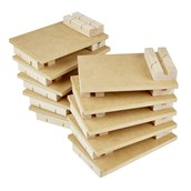 Pack of Bench Hooks - Small
