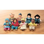 Children of the world Soft-bodied Dolls: Kanwar