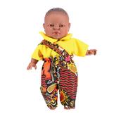 Children of the World Soft-bodied Dolls: Zane