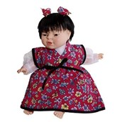 Children of the World Soft-bodied Dolls: Mei