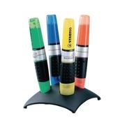 Stabilo Luminator Highlighter Assorted - Pack of 4