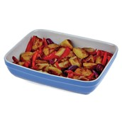 Oven to Tableware - Blue - 315 x 255mm rectangular