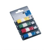 Info Page Flags – Colour Tipped - 12 x 43mm