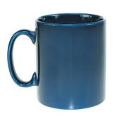 Blue Earthenware Mug