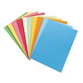 Tencard A4 Assorted - Pack of 200