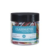 Classmates Paper Clips Giant  Assorted 50mm - Pack of 125