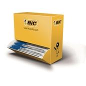 Bic Cristal Ballpoint Pen Blue - Pack of 90 + 10 Free