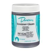 Duncan Envision Brush-On Glazes - Very Black