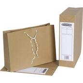 Storage Bag - Brown/Green