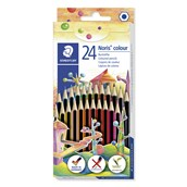 Staedtler® Noris Colour 185 Colouring Pencils - Pack of 24