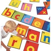 Alphabet Letter Tiles - Pack of 24