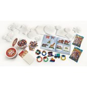 Refill Hama Beads - Pastel - Pack of 6000