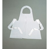 Children's Disposable Aprons - Pack of 100