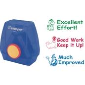 Xstamper 3 in 1 Stamp - Excellent Effort, Good Work and Much Improved