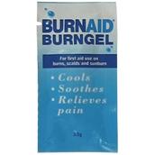 Burnaid Gel Sachet - pack of 10