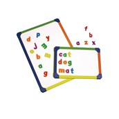 Classmates Framed Laptop Boards - Magnetic A4 - pack of 10