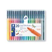 Staedtler Triplus Triangular Colouring Pens