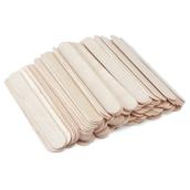 Classmates Wooden Craft Sticks - Jumbo - Plain - Pack of 100
