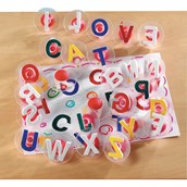 Alphabet Stampers - Uppercase