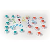 Number and Dot Stampers
