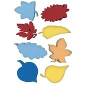 Foam Leaf Shapes