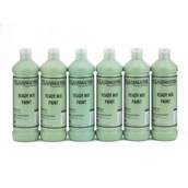 Classmates Ready Mixed Paint - 600ml - Leaf Green - Pack of 6
