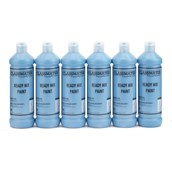 Classmates Ready Mixed Paint - 600ml - Turquoise - Pack of 6