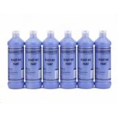 Classmates Ready Mixed Paint - 600ml - Cobalt Blue - Pack of 6