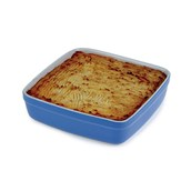 Oven to Tableware - Blue - 230 x 230mm square