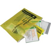 Body Fluid Disposal Kit - Single Application
