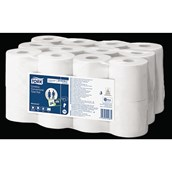 Tork® Conventional Toilet Rolls, 2 Ply, 400 Sheets
