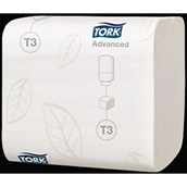Tork® Bulk Pack Folded Toilet Tissue - 2 Ply