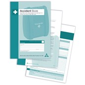 A4 General Accident Book