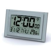 LCD Radio Controlled Clock