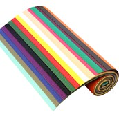 Corrugated Card Rolls - 500 x 700mm - Assorted - Pack of 15