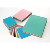 Classmates A4 Assorted Card - Pack of 200