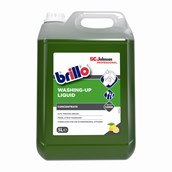 Brillo® Washing Up Liquid - 5 litres - pack of 2