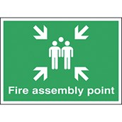 Safety Signs - 450 x 600mm PVC