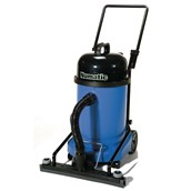 Numatic WV470-2 Wet Vacuum Cleaner with Fixed Floor Squeegee Kit