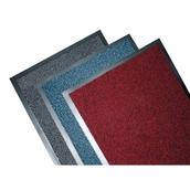 Vynaplush Floor Mats - Red/Black